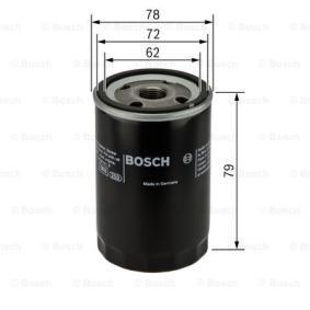 BOSCH Ölfilter (0 451 103 370) niedriger Preis