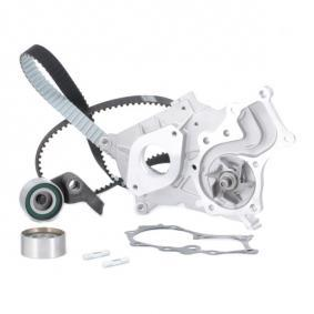 SNR Water pump + timing belt kit KDP469.140