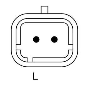 BOSCH Generator 9646321780 für FIAT, PEUGEOT, CITROЁN, SUZUKI, ALFA ROMEO bestellen