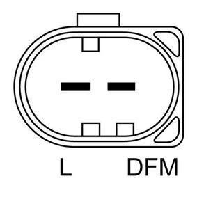 BOSCH Generator 0121549802 für MERCEDES-BENZ, SMART bestellen