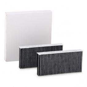 Filter, Innenraumluft MAHLE ORIGINAL Art.No - LAK 1156/S OEM: 64116823726 für BMW, MINI kaufen