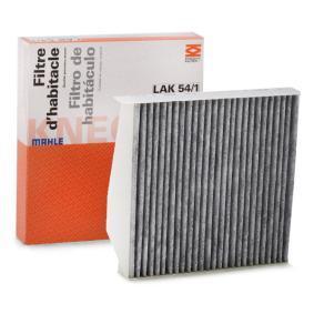 Filter, Innenraumluft MAHLE ORIGINAL Art.No - LAK 54/1 OEM: 9171757 für VOLVO kaufen