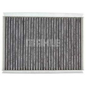 MAHLE ORIGINAL LAO 307 Filter, Innenraumluft OEM - 2E0819021F VW, VAG, PURFLUX, DENSO, METELLI günstig