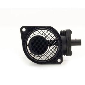 качествени Въздухомер измерител на масата на въздуха BOSCH 0 986 284 009 - VW GOLF