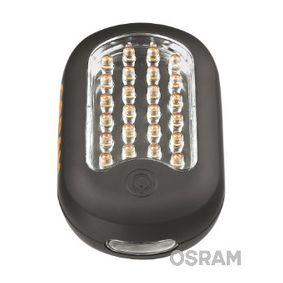 Φακος Χειρος για αυτοκίνητα της OSRAM: παραγγείλτε ηλεκτρονικά