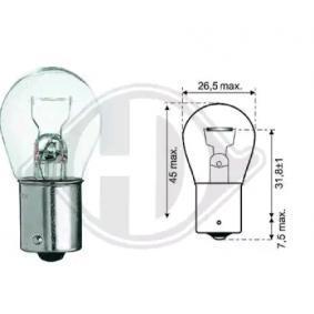 DIEDERICHS Stop light bulb LID10046