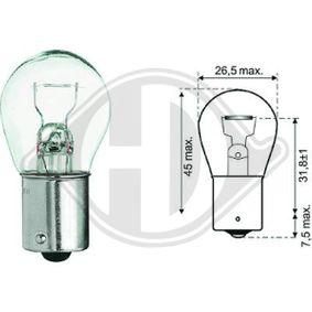 Крушка за светлини за движение назад LID10047 DIEDERICHS