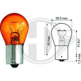 Крушка за светлини за движение назад LID10048 DIEDERICHS