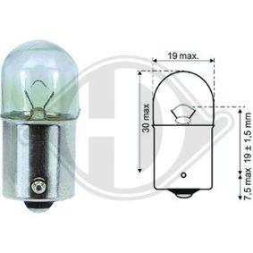 Bremsleuchten Glühlampe LID10061 DIEDERICHS