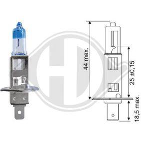 DIEDERICHS Glühlampe, Hauptscheinwerfer N0177616 für VW, AUDI bestellen