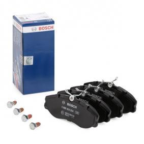 BOSCH Bomba inyección combustible/alta presión 0 986 424 204 para NISSAN SERENA 2.3 D 75 CV comprar