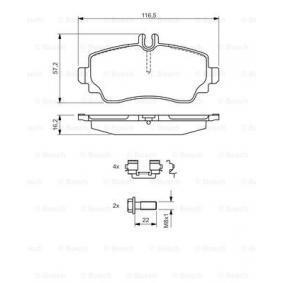 Sensor de Nivel de Combustible Art. No: 0 986 424 469 fabricante BOSCH para MERCEDES-BENZ CLASE A a buen precio