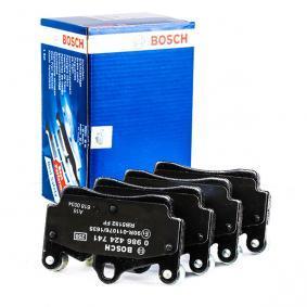 AUDI Q7 (4L) BOSCH Scheinwerferreinigung 0 986 424 741 bestellen