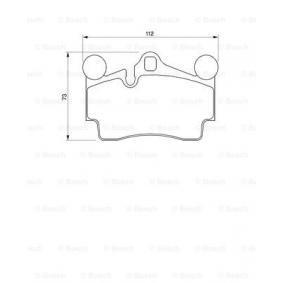 Scheinwerferreinigung Art. No: 0 986 424 741 hertseller BOSCH für AUDI Q7 billig