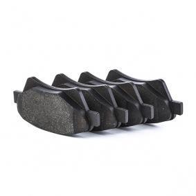 bosch kit de plaquettes de frein frein disque essieu avant 0 986 424 785 pas cher. Black Bedroom Furniture Sets. Home Design Ideas