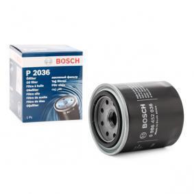 15400PLC003 for HONDA, FIAT, ACURA, Oil Filter BOSCH (0 986 452 036) Online Shop