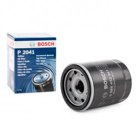 PUNTO (188) BOSCH Rubber strip, exhaust system 0 986 452 041