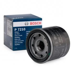 2 (DY) BOSCH Oil filter 0 986 452 061