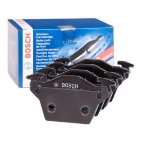 A0004214210 für MERCEDES-BENZ, Bremsbelagsatz, Scheibenbremse BOSCH (0 986 460 002) Online-Shop