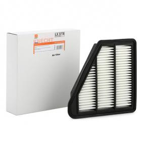 MAHLE ORIGINAL Air filter LX 3778