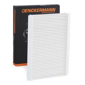 DENCKERMANN Filtro de aire acondicionado M110159