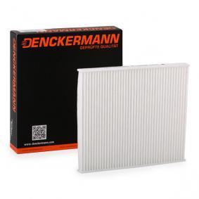 DENCKERMANN Cabin filter M110246