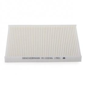 PANDA (169) DENCKERMANN Pollen filter M110246