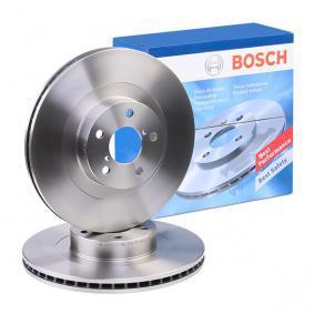 26300FE010 für SUBARU, BEDFORD, Bremsscheibe BOSCH (0 986 478 977) Online-Shop