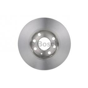 OPEL CORSA C (F08, F68) BOSCH Bremsscheiben 0 986 479 189 bestellen