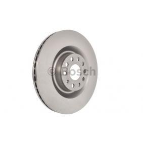 BOSCH Спирачен диск 1K0615301AB за VW, AUDI, SKODA, SEAT купете