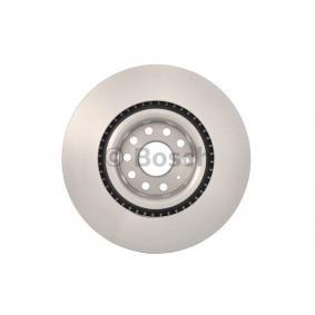 BOSCH 0 986 479 204 Спирачен диск OEM - 1K0615301AB AUDI, SEAT, SKODA, VW, VAG, A.B.S., sbs, OEMparts евтино