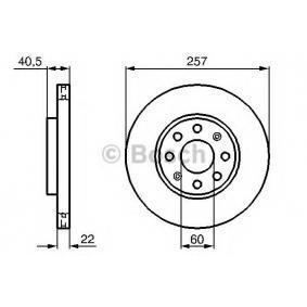 Interruptor de elevalunas BOSCH (0 986 479 223) para FIAT GRANDE PUNTO precios