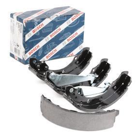 1H0609525 für VW, AUDI, SKODA, SEAT, Bremsbackensatz BOSCH (0 986 487 270) Online-Shop