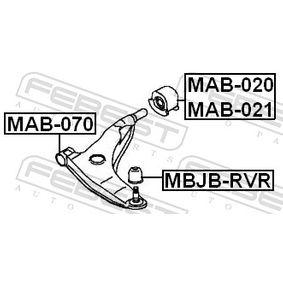 FEBEST Lagerung, Lenker MR241341 für MITSUBISHI bestellen