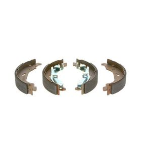 Brake shoes BOSCH (0 986 487 596) for FIAT PUNTO Prices
