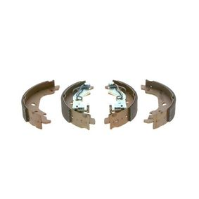 Brake shoes (0 986 487 596) producer BOSCH for FIAT PUNTO (188) year of manufacture 09/1999, 80 HP Online Shop