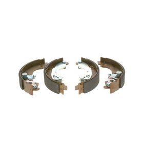 BOSCH Drum brake pads 0 986 487 669