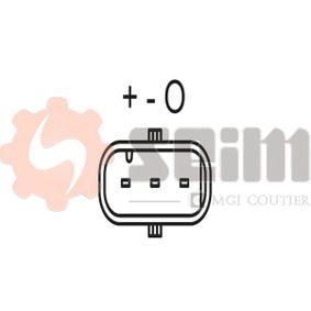 SEIM Sensor, Saugrohrdruck MAP104