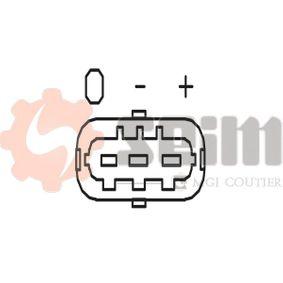 Lufttryckssensor, körhöjdsanpassning SEIM Art.No - MAP13 OEM: 46468682 för FIAT, ALFA ROMEO, LANCIA, MASERATI, ABARTH köp