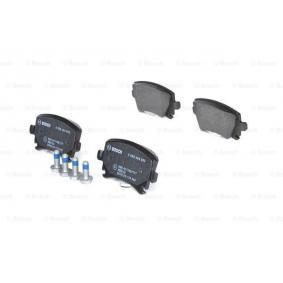 1K0698451 für VW, MERCEDES-BENZ, OPEL, BMW, AUDI, Bremsbelagsatz, Scheibenbremse BOSCH (0 986 494 053) Online-Shop