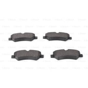 2E0698451 für VW, MERCEDES-BENZ, AUDI, SKODA, SEAT, Bremsbelagsatz, Scheibenbremse BOSCH (0 986 494 123) Online-Shop