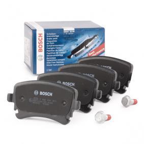 4B3698451A für VW, AUDI, SKODA, SEAT, Bremsbelagsatz, Scheibenbremse BOSCH (0 986 494 303) Online-Shop