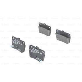 RAV 4 II (CLA2_, XA2_, ZCA2_, ACA2_) BOSCH Brake pad set disc brake 0 986 494 350