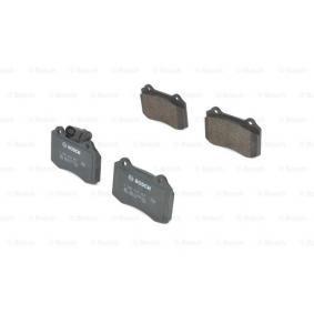 1ML698151 für VW, AUDI, SKODA, SEAT, Bremsbelagsatz, Scheibenbremse BOSCH (0 986 494 367) Online-Shop