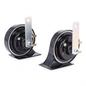 BOSCH Horn schwarz elektrisk-pneumatisk 4047025375948 rangering