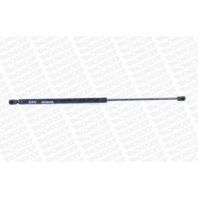 9602754380 für CITROЁN, Heckklappendämpfer / Gasfeder MONROE (ML5033) Online-Shop