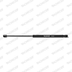 Muelle neumático, maletero / compartimento de carga MONROE Art.No - ML5217 OEM: 1U6827550B para VOLKSWAGEN, SEAT, SKODA obtener