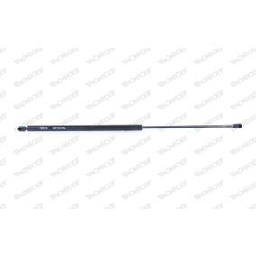 Heckklappendämpfer / Gasfeder MONROE Art.No - ML5576 OEM: 7H0827550B für VW, AUDI, SKODA, SEAT kaufen
