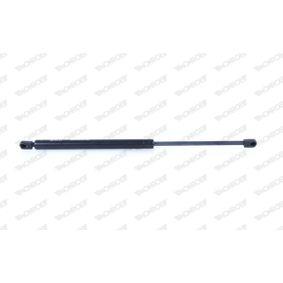 MONROE Heckklappendämpfer / Gasfeder 5F4827550B für SEAT, MITSUBISHI bestellen