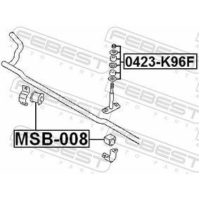 Silent block barra stabilizzatrice MSB-008 FEBEST